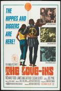 """Movie Posters:Drama, The Love-Ins (Columbia, 1967). One Sheet (27"""" X 41""""). Drama.. ..."""