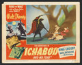 "Movie Posters:Animated, The Adventures of Ichabod and Mr. Toad (RKO, 1949). Lobby Card (11""X 14""). Animated.. ..."