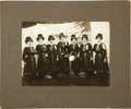 Political:Miscellaneous Political, Woman's Suffrage: Wonderful Cabinet Photo of a Group of California Woman Suffragists....