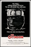 "The Octagon (American Cinema, 1980). One Sheet (27"" X 41""). Action"