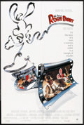 "Movie Posters:Animated, Who Framed Roger Rabbit (Buena Vista, 1988). One Sheet (27"" X 41"").Animated.. ..."