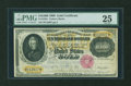 Large Size:Gold Certificates, Fr. 1225 $10000 1900 Gold Certificate PMG Very Fine 25....