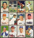 Baseball Cards:Sets, 1951 Bowman Baseball Partial Set (238/324). ...