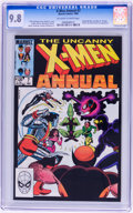 Modern Age (1980-Present):Superhero, X-Men Annual 7, 8, and 12 CGC-Graded Group (Marvel, 1983-88)Condition: CGC NM/MT 9.8.... (Total: 3 Comic Books)
