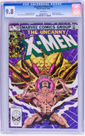 Modern Age (1980-Present):Superhero, X-Men CGC-Graded Group (Marvel, 1982-83) Condition: CGC NM/MT9.8.... (Total: 4 Comic Books)