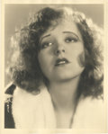 """Movie Posters:Miscellaneous, Clara Bow by Eugene Robert Richee (Paramount, 1920s). Portrait Still (8"""" X 10"""").. ..."""