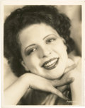 """Movie Posters:Miscellaneous, Clara Bow (Paramount, 1920s). Keybook Still (8"""" X 10"""").. ..."""