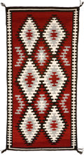 American Indian Art:Weavings, A NAVAJO REGIONAL RUG . c. 1975...