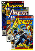 Modern Age (1980-Present):Superhero, The Avengers Plus Group (Marvel, 1967-82) Condition: AverageVF+.... (Total: 53 Comic Books)