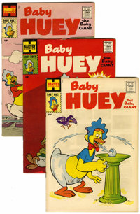 Baby Huey, the Baby Giant Group (Harvey, 1958-71) Condition: Average VF/NM.... (Total: 17 Comic Books)