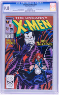 Modern Age (1980-Present):Superhero, X-Men #239, 244, and 264 CGC-Graded Group (Marvel, 1988-90)Condition: CGC NM/MT 9.8.... (Total: 3 Comic Books)