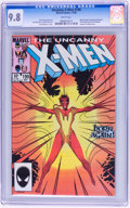 Modern Age (1980-Present):Superhero, X-Men #199, 200, and 204 CGC-Graded Group (Marvel, 1985-86)Condition: CGC NM/MT 9.8 White pages.... (Total: 3 Comic Books)
