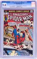 Modern Age (1980-Present):Superhero, The Amazing Spider-Man #152, 155, and 186 CGC-Graded Group (Marvel,1976-78) Off-white to white pages.... (Total: 3 Comic Books)
