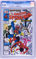 Modern Age (1980-Present):Superhero, The Amazing Spider-Man CGC-Graded Group (Marvel, 1990-94)Condition: CGC NM/MT 9.8 White pages.... (Total: 4 Comic Books)