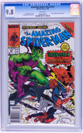 Modern Age (1980-Present):Superhero, The Amazing Spider-Man #312, 328, and 339 CGC-Graded Group (Marvel,1989-90) Condition: CGC NM/MT 9.8.... (Total: 3 Comic Books)