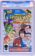 Modern Age (1980-Present):Superhero, The Amazing Spider-Man #274, 276, and 277 CGC-Graded Group (Marvel,1986) Condition: CGC NM/MT 9.8 White pages.... (Total: 3 ComicBooks)