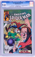 Modern Age (1980-Present):Superhero, The Amazing Spider-Man #248, 249 and 273 Group (Marvel, 1984-86)Condition: CGC NM/MT 9.8.... (Total: 3 Comic Books)