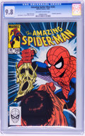 Modern Age (1980-Present):Superhero, The Amazing Spider-Man #245-247 CGC-Graded Group (Marvel, 1983)Condition: CGC NM/MT 9.8 Off-white to white pages.... (Total: 3Comic Books)