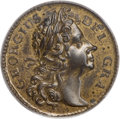 Colonials, Undated Hibernia Farthing Pattern SP64 PCGS....