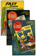 Golden Age (1938-1955):Classics Illustrated, Stories by Famous Authors Illustrated Group (Seaboard Pub.,1950).... (Total: 5 Comic Books)