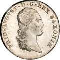 German States:Saxony, German States: Saxony. Friedrich August 2/3 Taler 1817 IGS,...