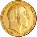 Great Britain, Great Britain: Edward VII gold 2 Pounds 1902,...