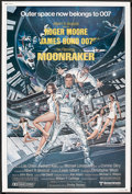 "Movie Posters:James Bond, Moonraker (United Artists, 1979). Posters (2) (40"" X 60""). JamesBond.. ... (Total: 2 Items)"