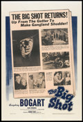 """Movie Posters:Crime, The Big Shot (Warner Brothers, 1942). One Sheet (27"""" X 41"""").Crime.. ..."""