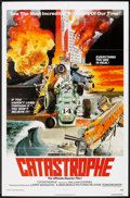 "Movie Posters:Documentary, Catastrophe (New World, 1978). One Sheet (27"" X 41""). Documentary.. ..."