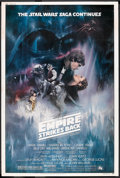 "Movie Posters:Science Fiction, The Empire Strikes Back (20th Century Fox, 1980). Poster (40"" X60"") Style A. Science Fiction.. ..."