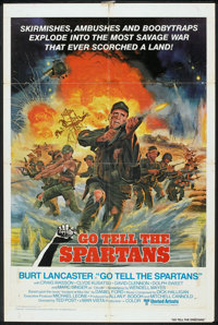 "Go Tell the Spartans Lot (United Artists, 1977). One Sheets (2) (27"" X 41""). War. ... (Total: 2 Items)"