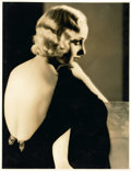 "Movie Posters:Miscellaneous, Carole Lombard by Otto Dyar (Paramount, Early 1930s). Portrait(10.25"" X 13.75"").. ..."