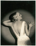 "Movie Posters:Miscellaneous, Carole Lombard by Otto Dyar (Paramount, 1930s). Portrait Still(10.75"" X 13.75"").. ..."