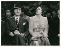 """Movie Posters:Mystery, Myrna Loy and William Powell in """"Shadow of the Thin Man"""" (MGM,1941). Still (10"""" X 13"""").. ..."""