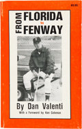 Autographs:Others, Ted Williams Signed Book. ...