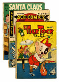 Golden Age (1938-1955):Funny Animal, Comics - Assorted Golden Age Funny Animal Comics Group (VariousPublishers, 1940s-'60s) Condition: Average GD.... (Total: 40 ComicBooks)