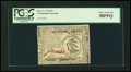 Colonial Notes:Continental Congress Issues, Continental Currency February 17, 1776 $3 PCGS Choice About New 58PPQ....