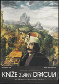 "Movie Posters:Documentary, Vlad the Impaler: The True Life of Dracula (Romania Film, 1979). Czechoslovakian Poster (22.25"" X 31.25""). Documentary.. ..."
