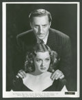"Movie Posters:Crime, The Mad Doctor (Paramount, 1941). Stills (6) (8"" X 10""). Crime.. ... (Total: 6 Items)"