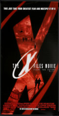 "Movie Posters:Science Fiction, The X Files (20th Century Fox, 1998). Mini-Posters (13) (13"" X 25.5"") Advance. Science Fiction.. ... (Total: 13 Items)"