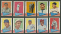 "Baseball Cards:Sets, 1961 Fleer ""Baseball Greats"" Near Set (153/154). ..."