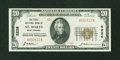 National Bank Notes:West Virginia, Saint Marys, WV - $20 1929 Ty. 1 The First NB Ch. # 5226. ...