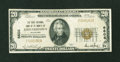 National Bank Notes:Maryland, Leonardtown, MD - $20 1929 Ty. 1 The First NB of St. Mary's Ch. #6606. ...