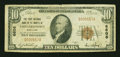 National Bank Notes:Maryland, Leonardtown, MD - $10 1929 Ty. 1 The First NB of St. Mary's Ch. #6606. ...