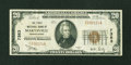 National Bank Notes:Pennsylvania, Marysville, PA - $20 1929 Ty. 1 The First NB Ch. # 7353. ...