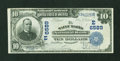 National Bank Notes:Pennsylvania, Saints Marys, PA - $10 1902 Date Back Fr. 616 The Saint Marys NBCh. # (E)6589. ...