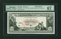 Canadian Currency: , Toronto, ON- The Canadian Bank of Commerce $20 Jan. 2, 1917 Ch. 75-16-02-08S Specimen. ...