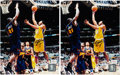 Basketball Collectibles:Others, Kobe Bryant Signed Photographs Lot of 2. ... (Total: 2 items)
