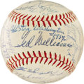 Autographs:Baseballs, 1959 American League All-Star Team Signed Baseball from the CaseyStengel Collection. Stengel, the manager of the American ...