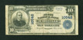 National Bank Notes:Tennessee, Maryville, TN - $10 1902 Plain Back Fr. 631 The First NB Ch. #10542. ...